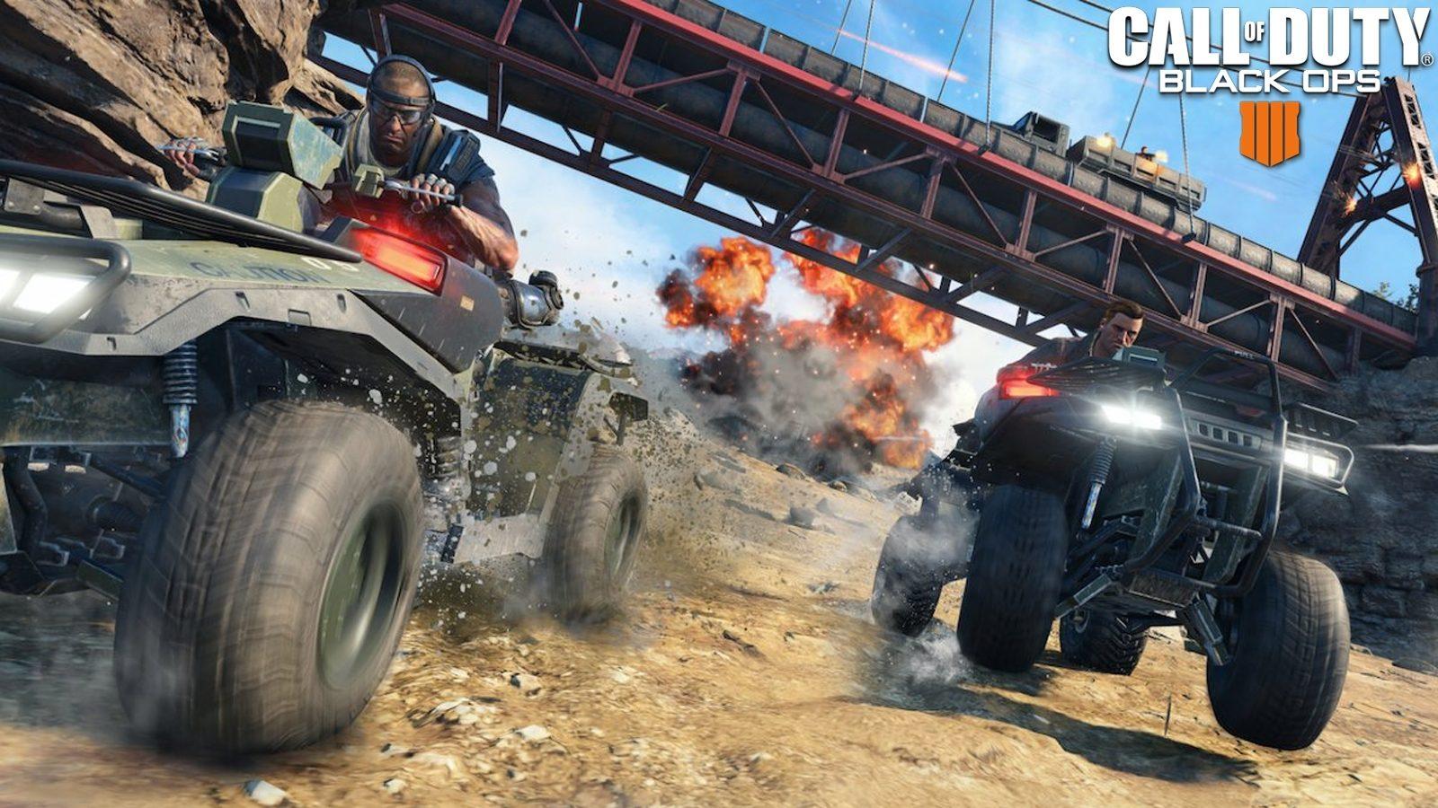 Así es el modo battle royale del nuevo Call of Duty