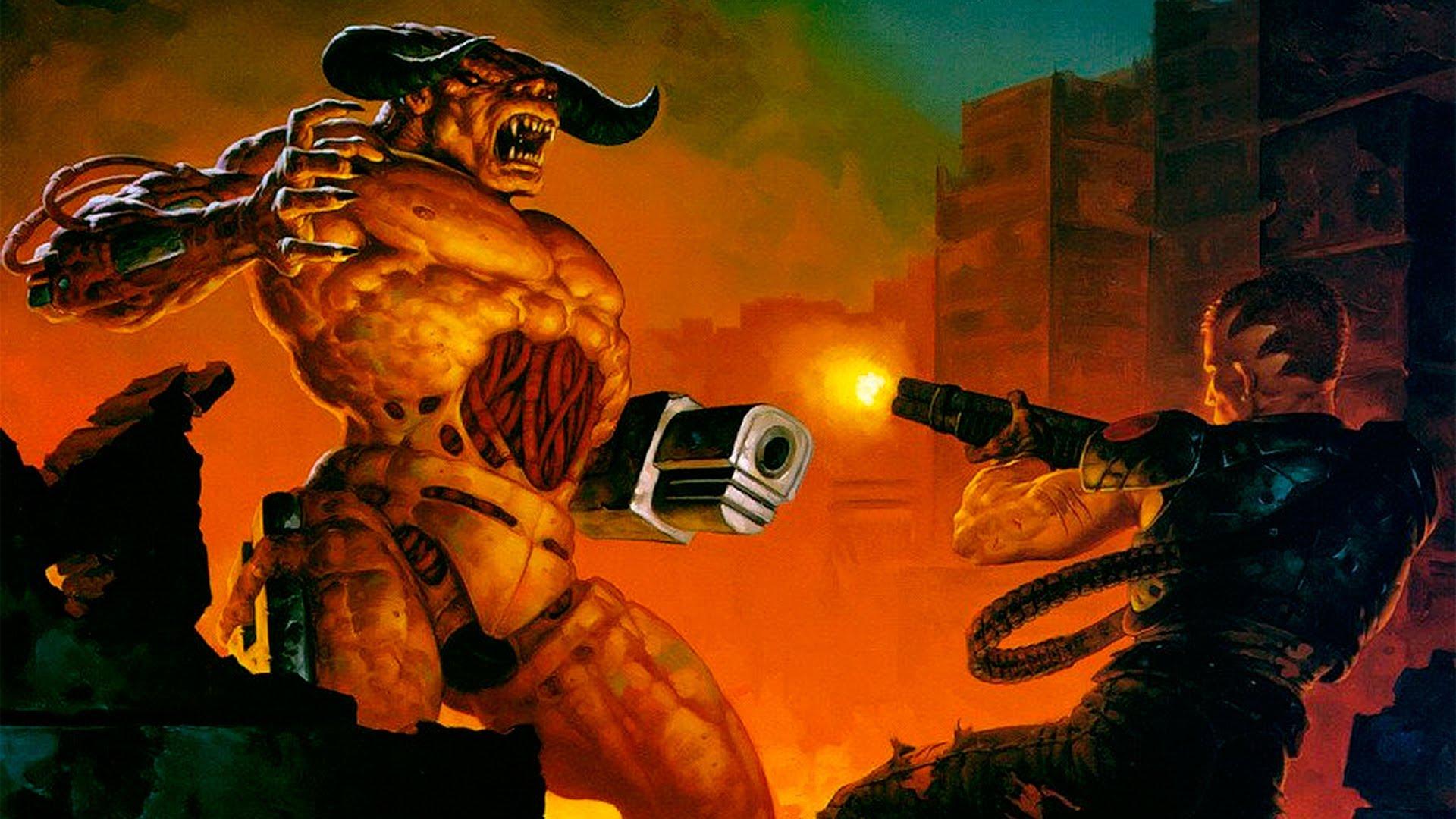 Descubren un secreto de Doom 2 escondido desde 1995