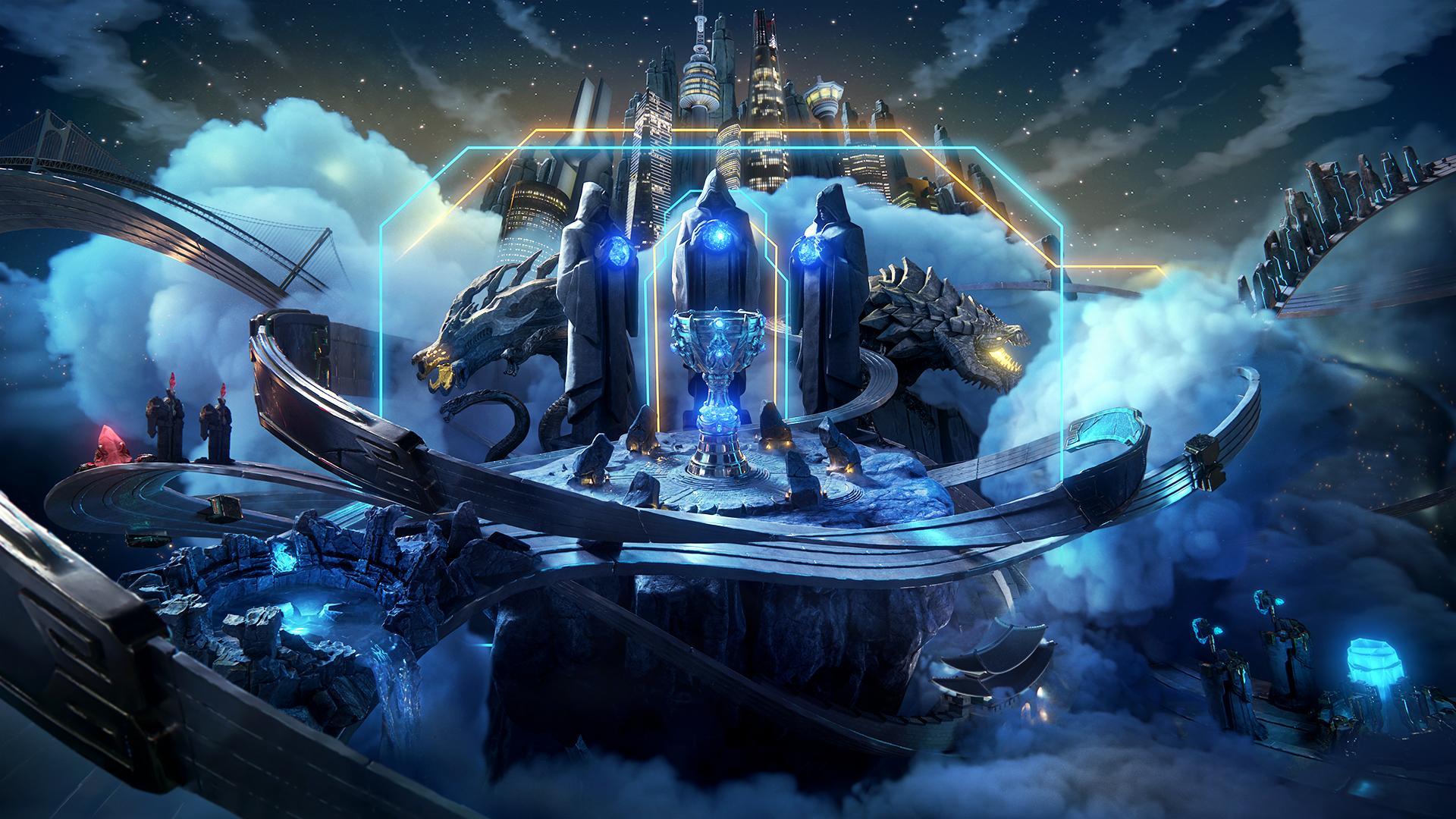 Con presencia argentina, Kaos Latin Gamers debuta en el Mundial de League of Legends