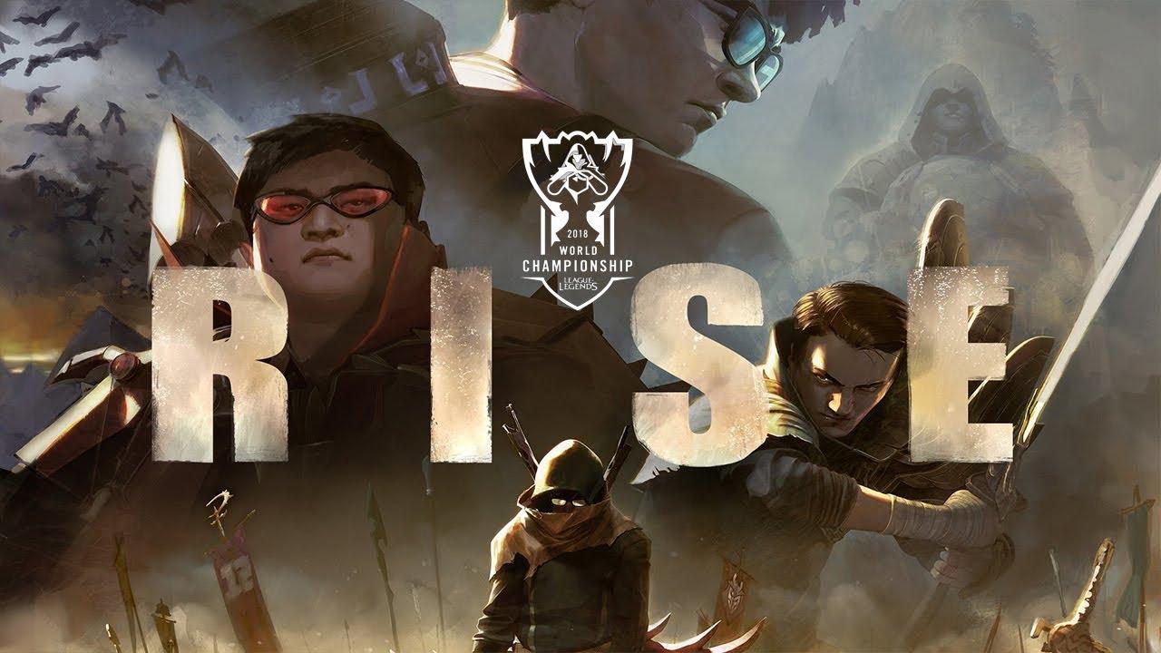 Rise, el himno del Mundial de League of Legends, ya es oficial