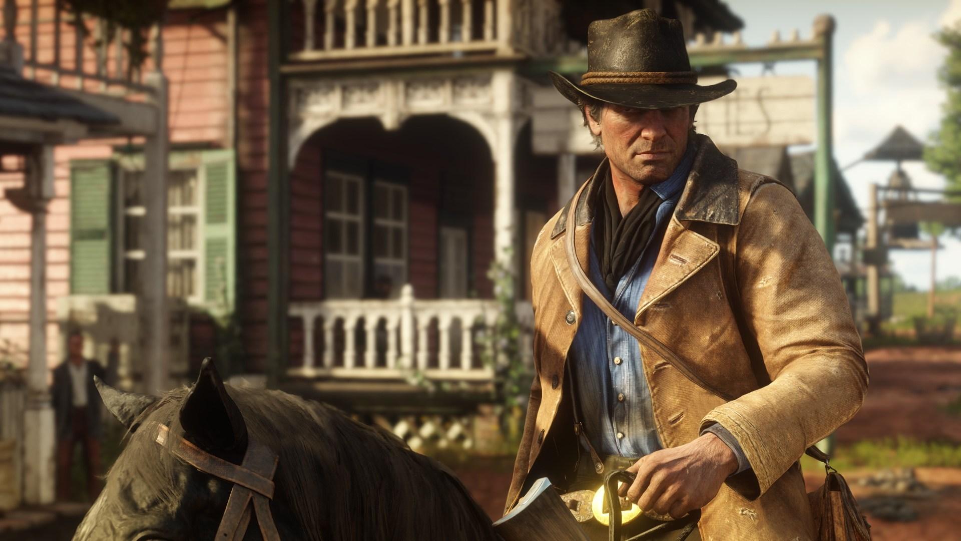 PlayStation reveló los bundle de Red Dead Redemption 2