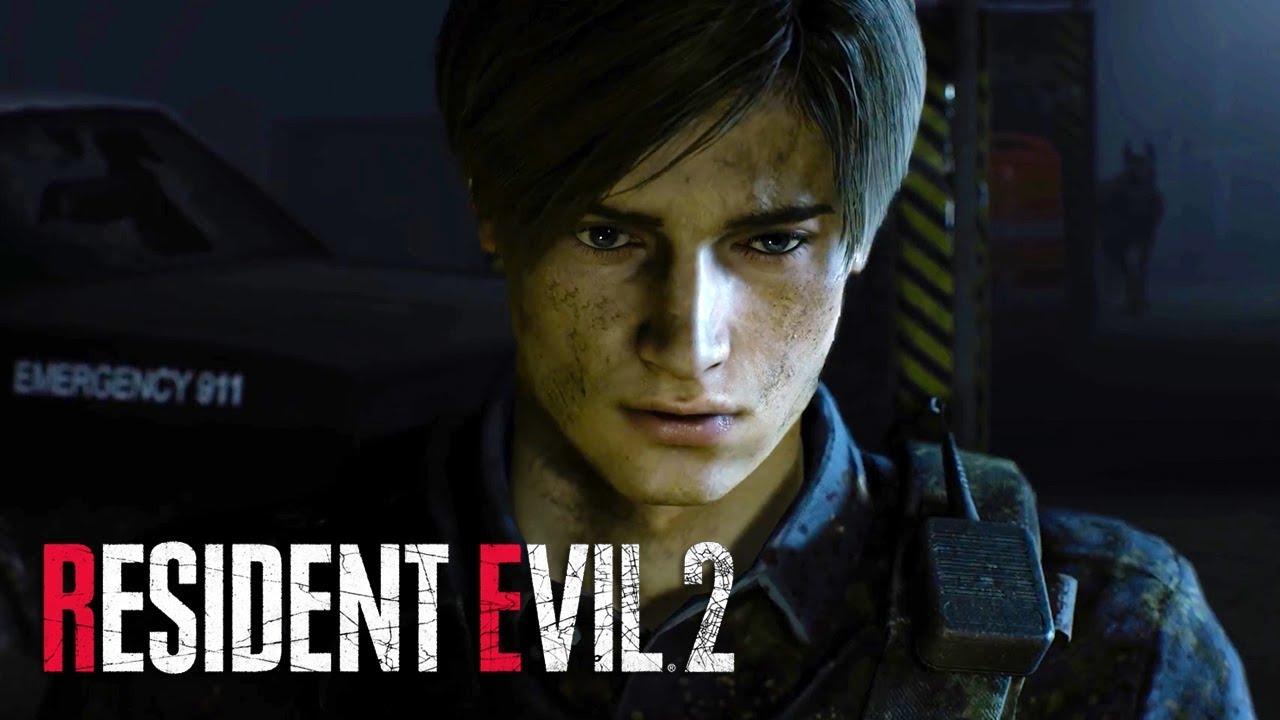 Capcom muestra su mejor tráiler de Resident Evil 2 en la Tokyo Game Show