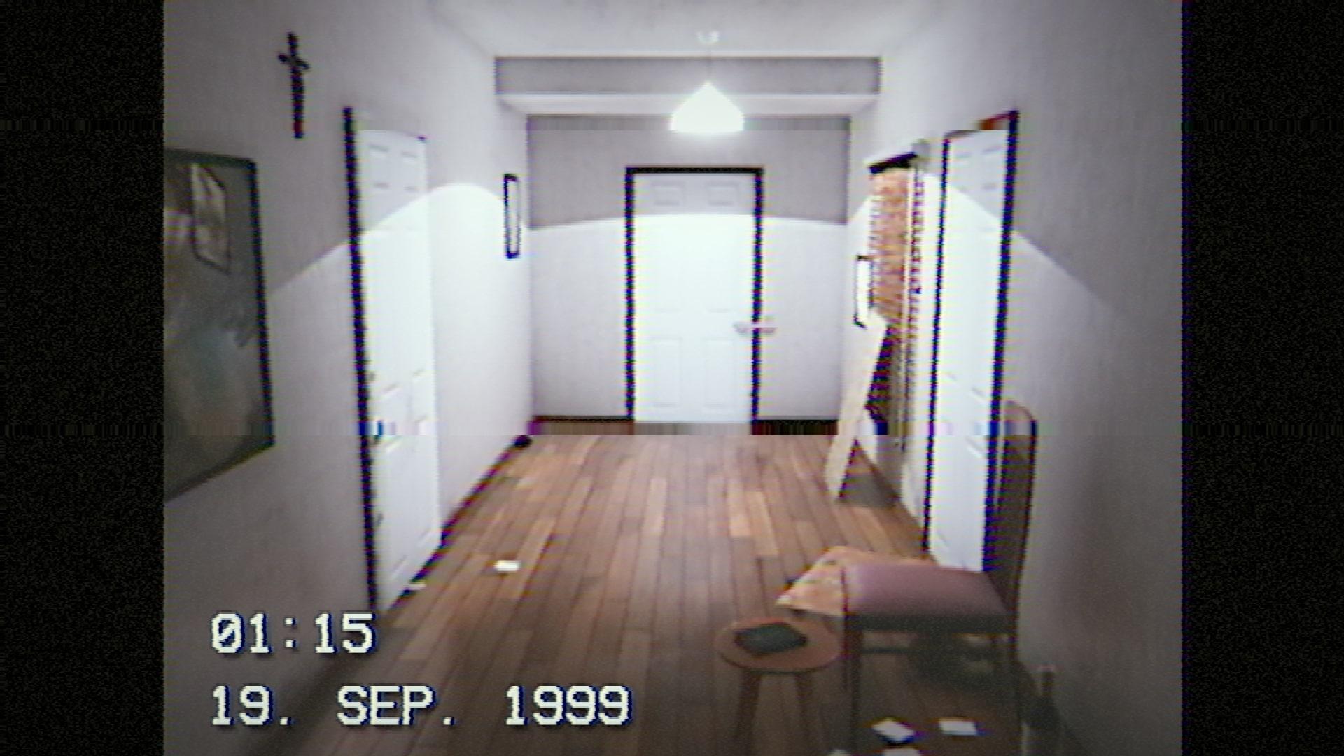 """Así es """"September 1999"""", un juego de terror gratuito al estilo 'VHS'"""