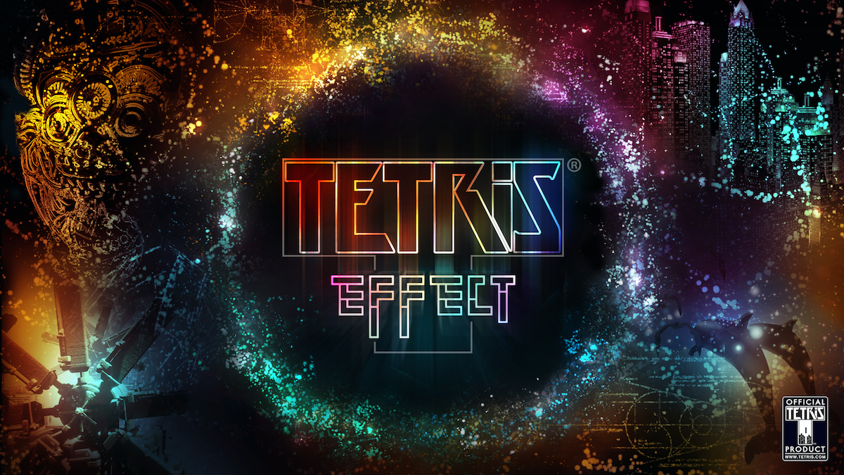 Tetris Effect, la vuelta de un clásico en 4K y también en Realidad Virtual