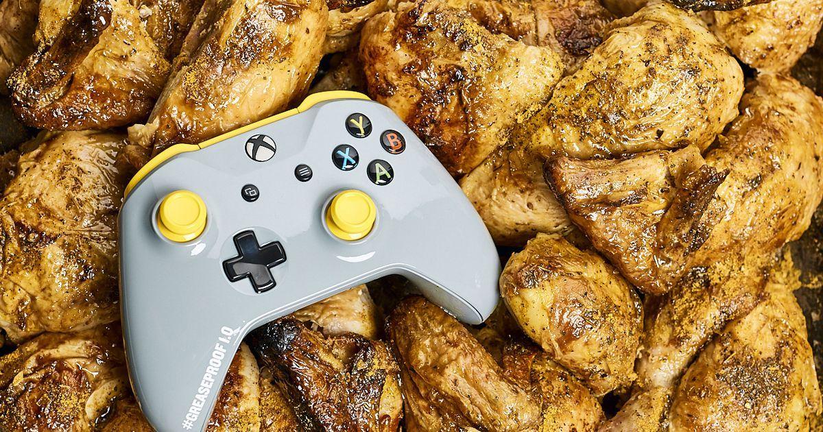 Xbox le cumple un sueño al gamer: lanza el primer joystick que no se engrasa