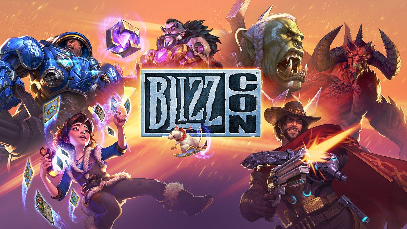 Blizzard anunció el cronograma para la Blizzcon 2018