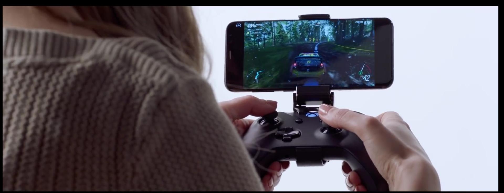Microsoft presenta Project xCloud, el servicio de juegos en streaming de Xbox