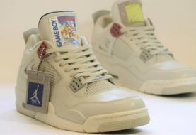 Ataque retro: conocé las zapatillas Air Jordans temáticas de Game Boy