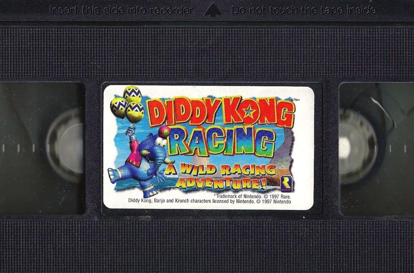 La era pre YouTube: Nintendo tenía VHS promocionales, eran muy buenos y se pueden ver acá