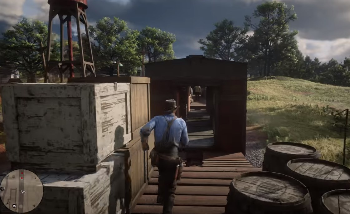 Red Dead Redemption 2: mirá el segundo video del gameplay que lanzó Rockstar Games