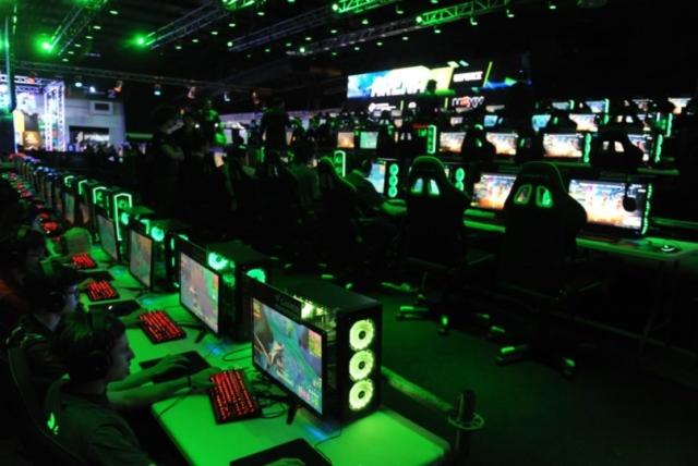 Arena Geforce: todos pudieron probar las RTX