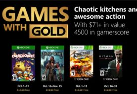 Games with Gold: octubre trae DLCs de Fallout, Victor Vran, Hitman: Blood Money y más