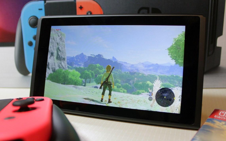 Nintendo estaría preparando un nuevo modelo de Switch para 2019