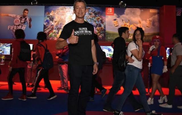Bill Van Zyll, gerente general de Nintendo para Latinoamérica