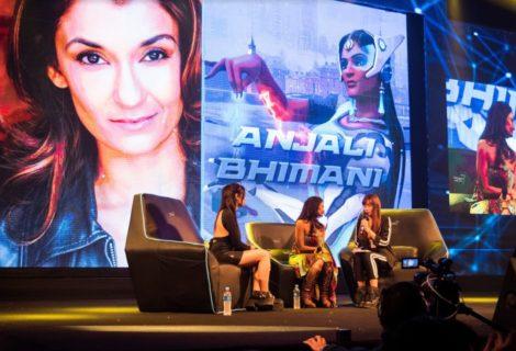 Argentina Game Show Día 3, en fotos: finales de eSports, la abuela gamer y Anjali Bhimani