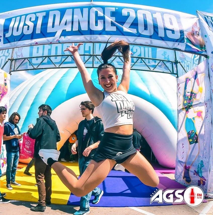 Just Dance fue un éxito en Argentina Game Show