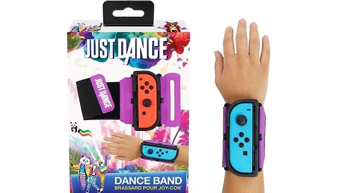 """Las """"dance bands"""" que lanzó Switch para jugar Just Dance"""