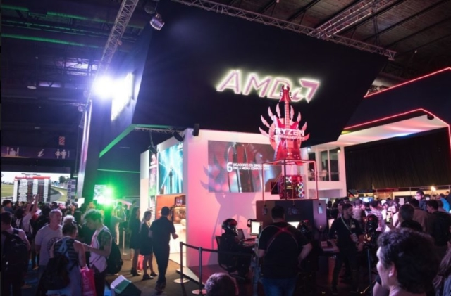 Argentina Game Show: AMD