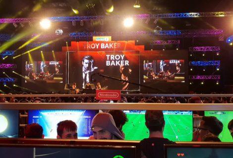Argentina Game Show Día 2, en fotos: Troy Baker se robó un día en el que hasta Mario regaló juegos