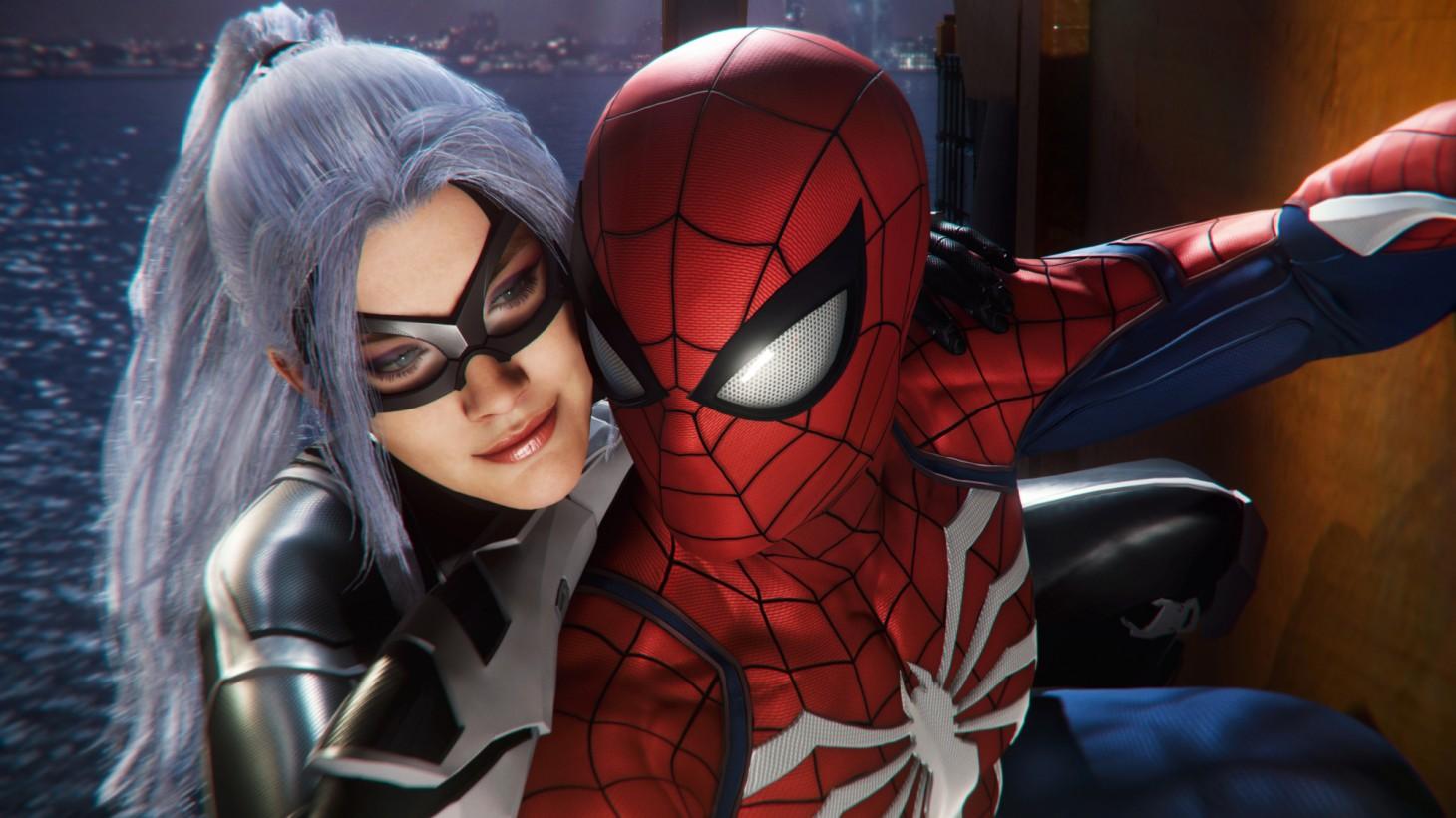 """Sony nos trae el tráiler de lanzamiento del primer DLC de Spider-Man, """"El atraco"""""""