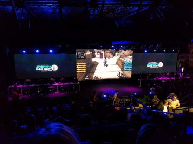 Argentina Game Show: Arena de eSports