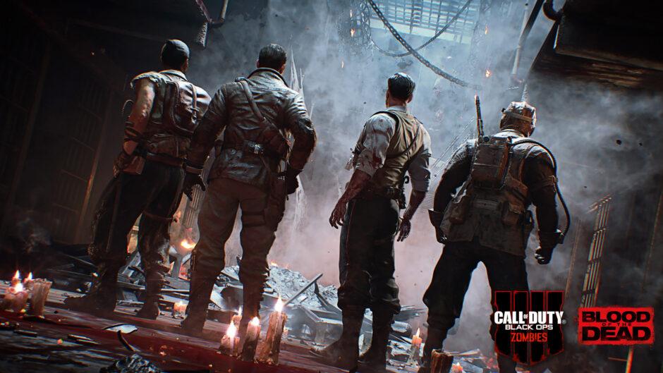 Call of Duty: Black Ops 4 – 'Blood of the Dead' es el nuevo tráiler del modo zombies