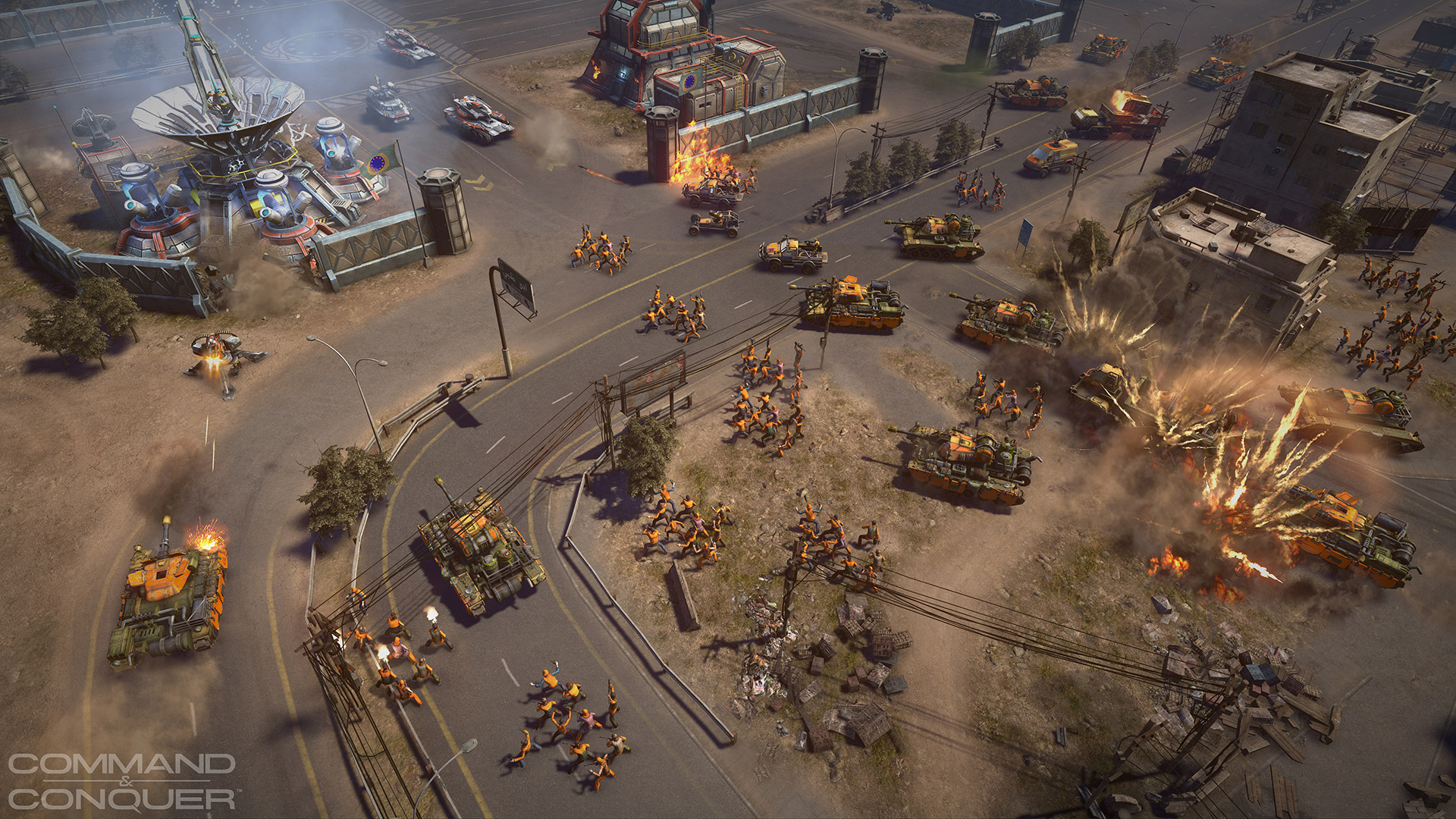 EA estudia remasterizar los clásicos Command & Conquer a sus 25 años