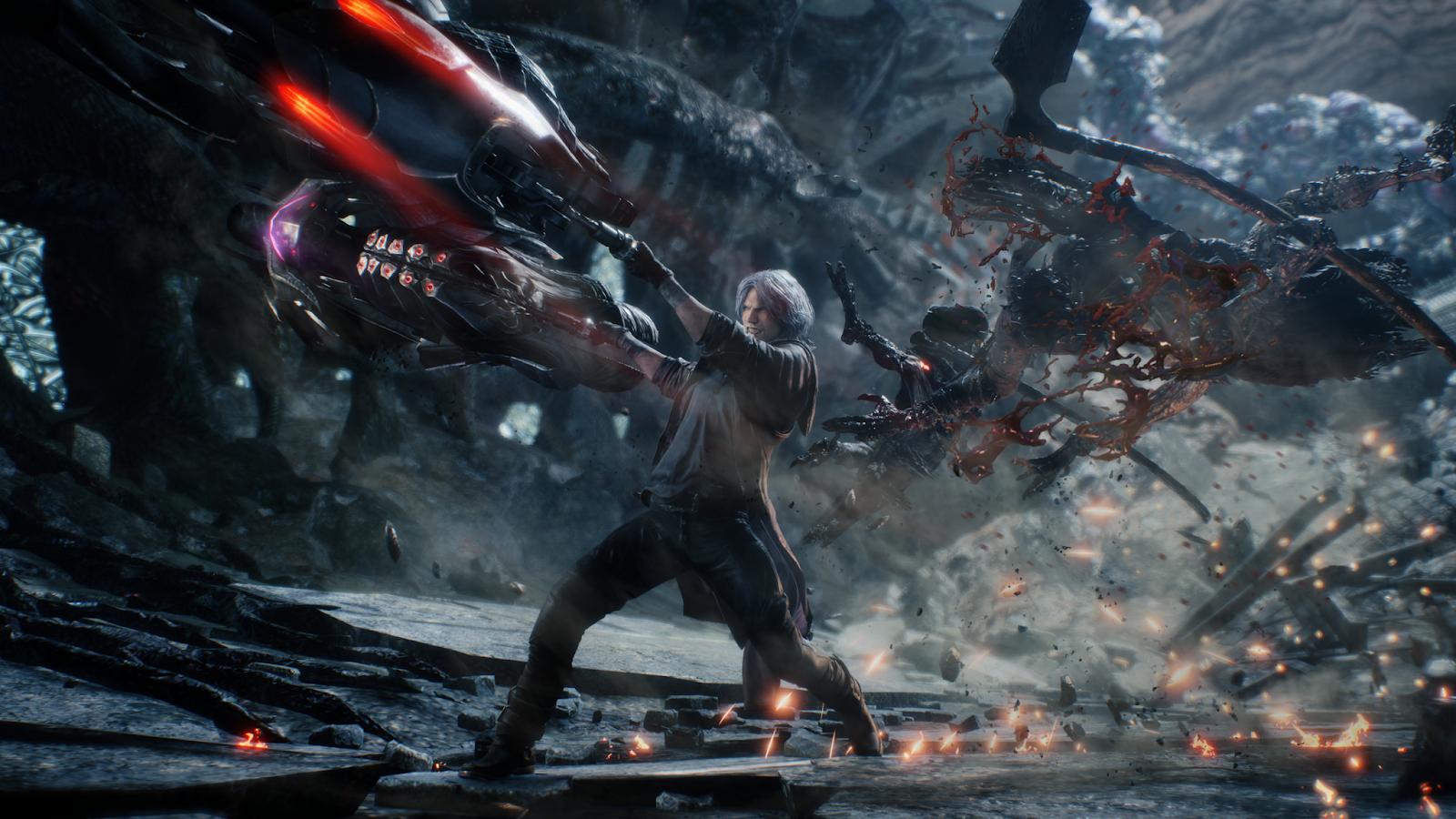 """Sony anuncia tres ediciones """"ultra limitadas"""" de Devil May Cry 5"""