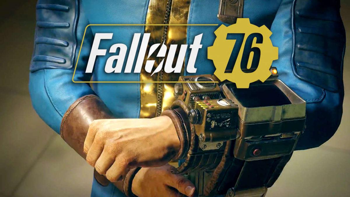 Dan a conocer el gigantesco mapa completo del próximo Fallout 76