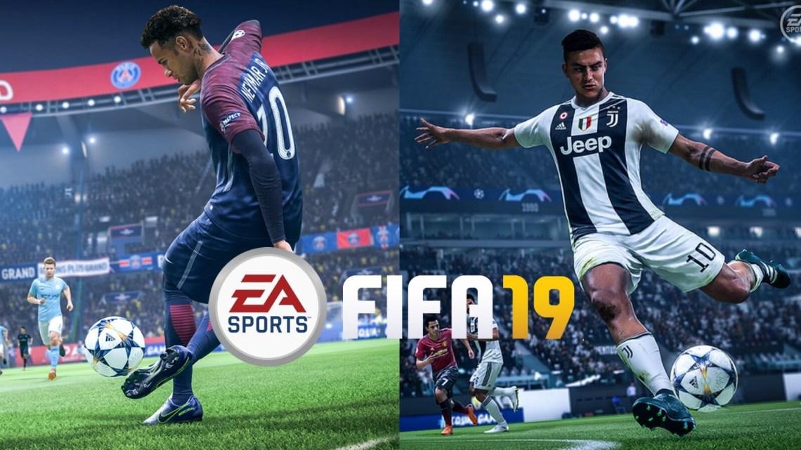 FIFA 19 trae ajustes importantes en la jugabilidad en su segunda actualización