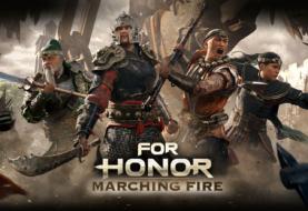 """La nueva actualización gratuita de For Honor se llama """"Marching Fire"""" y estrena tráiler"""