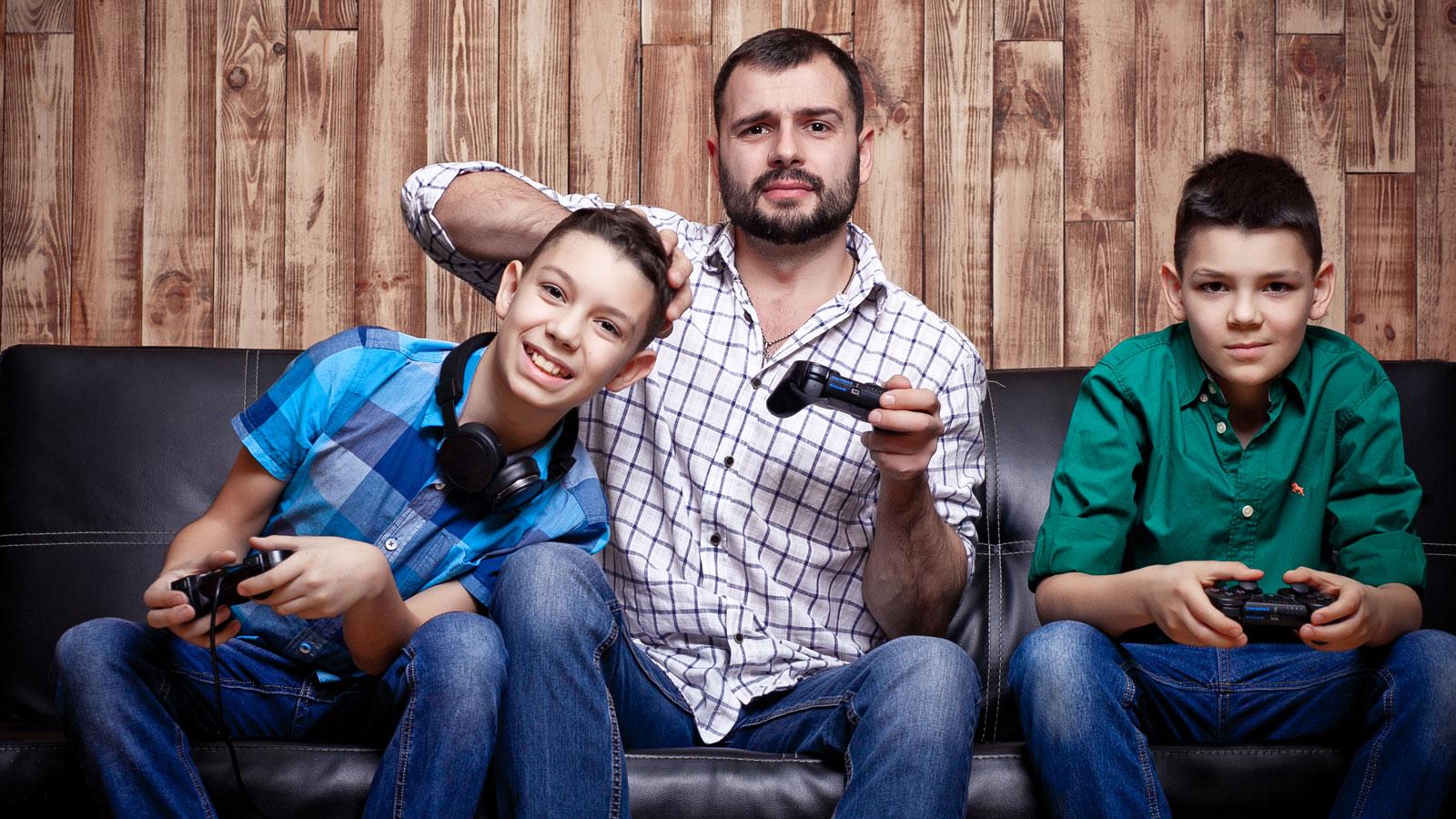 """Según una encuesta, la mitad de los """"power gamers"""" son adultos con hijos"""