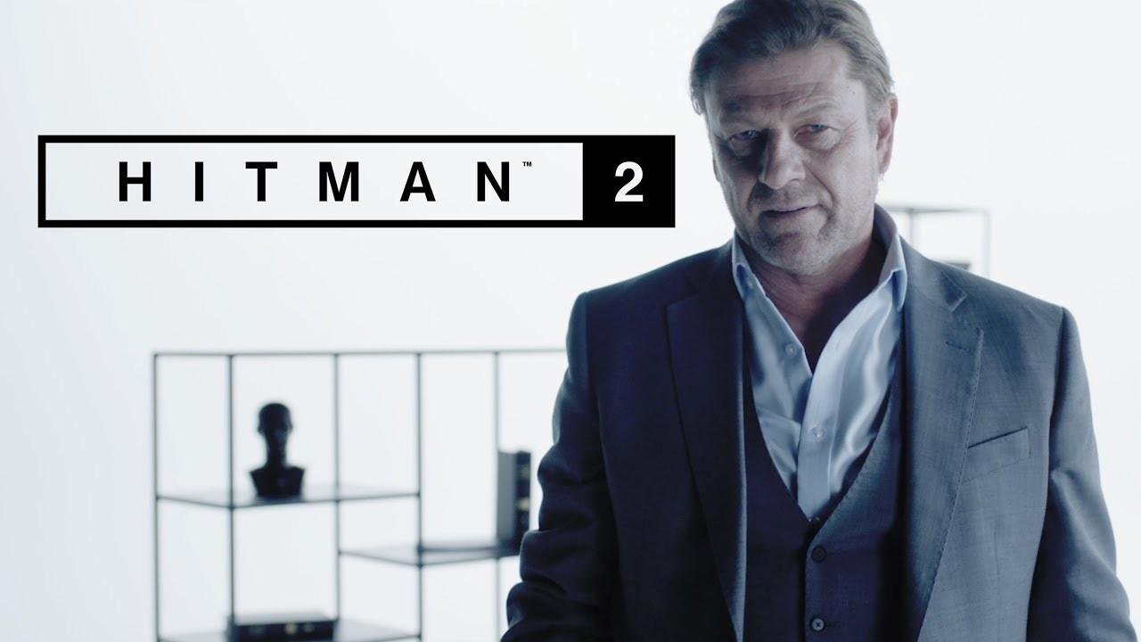 El primer objetivo de HITMAN 2 es un personaje interpretado por el actor Sean Bean