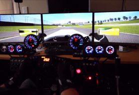 Con la mira en Argentina Game Show, pilotos virtuales se miden en el autódromo de Buenos Aires