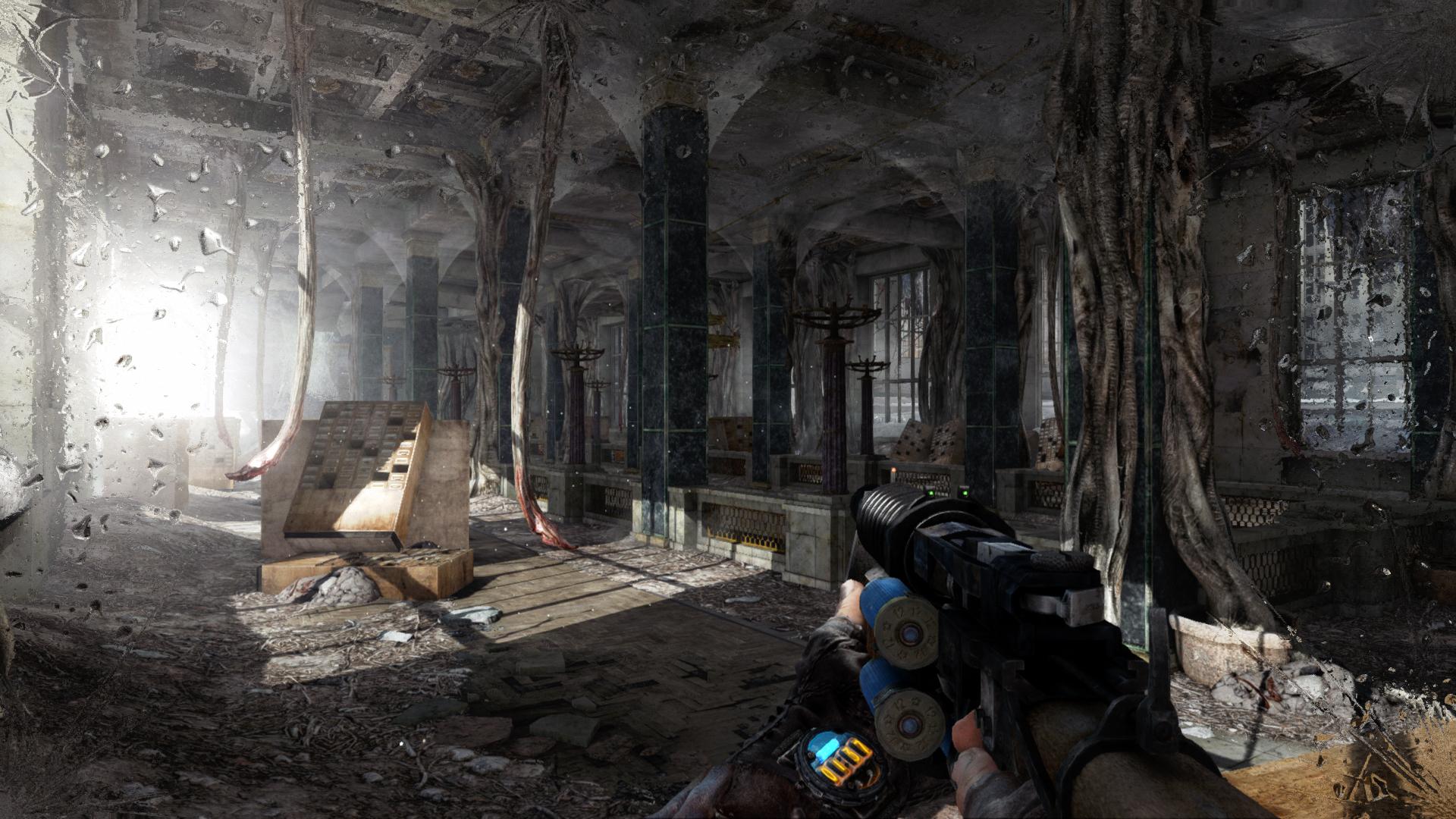 ¡Solo por hoy! Metro 2033 completamente gratis en Steam