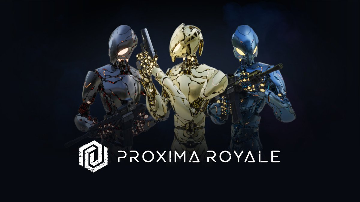 El shooter de ciencia ficción Proxima Royale anuncia su beta cerrada
