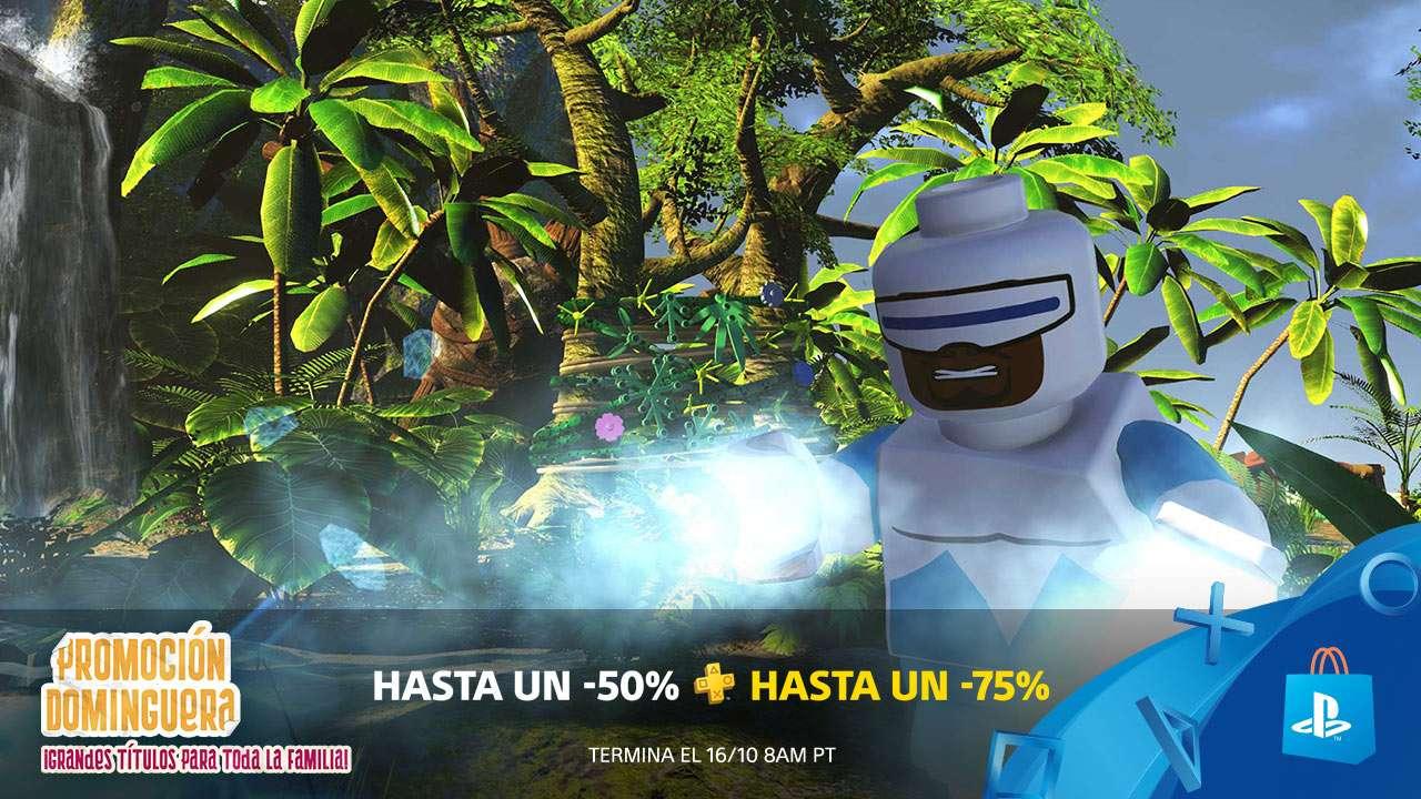 Arrancan dos semanas de descuentos exclusivos para Latinoamérica en PlayStation Store