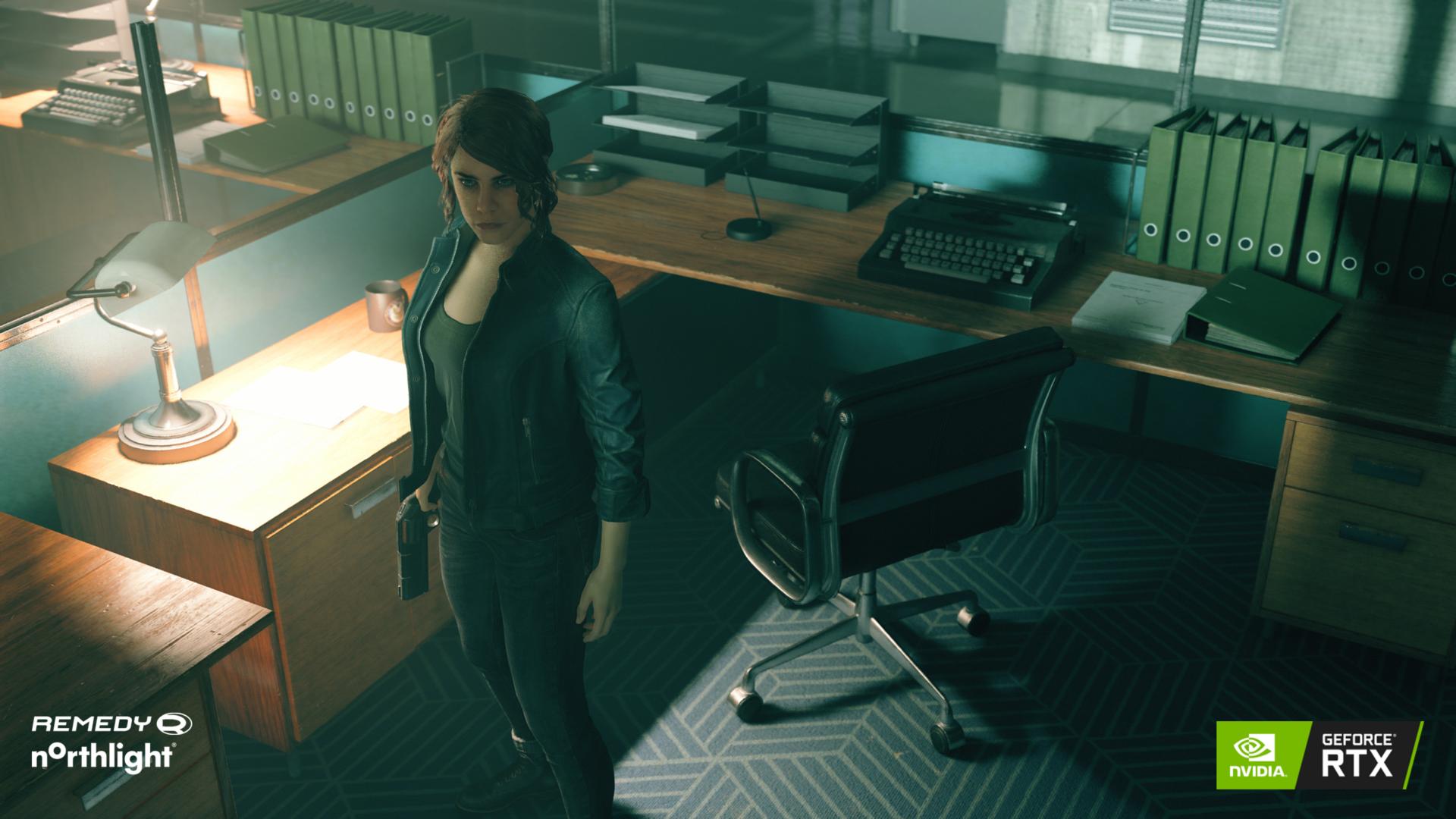 Remedy dice que por ahora solo pueden entregar 1080p a 40FPS con Nvidia RTX en su nuevo juego