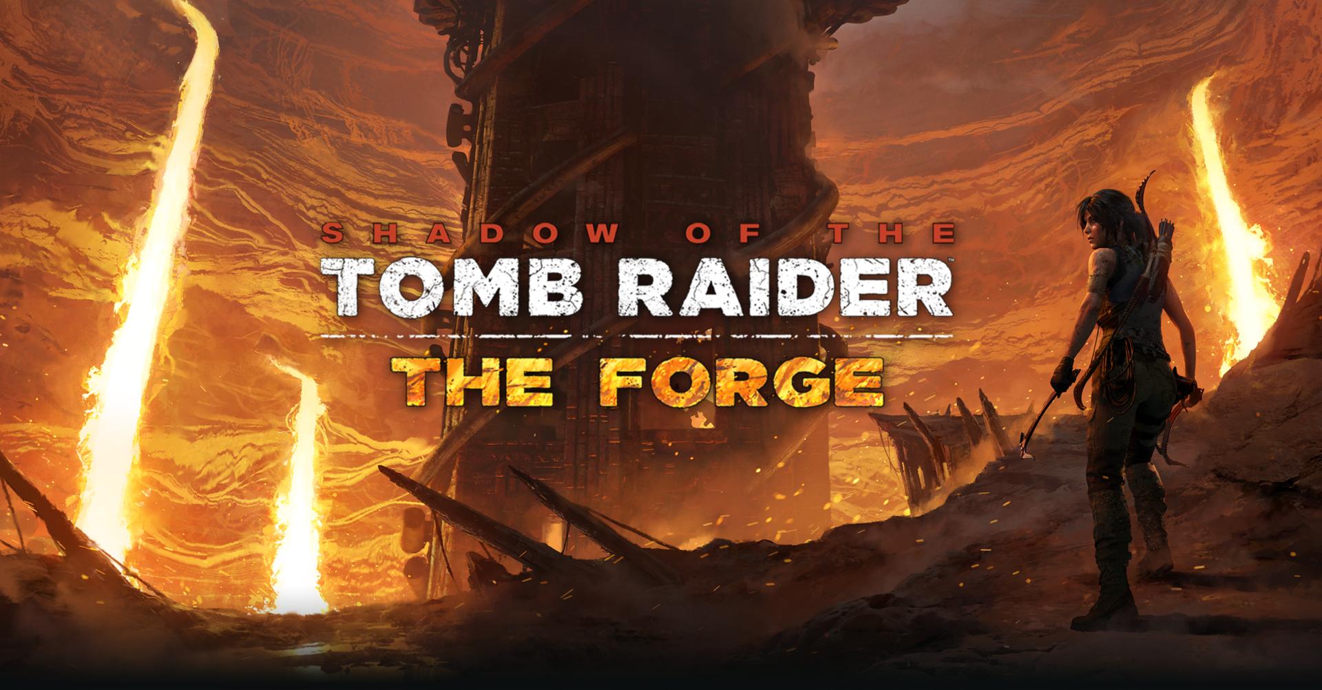 Anuncian el primer DLC para Shadow Of The Tomb Raider: La Fragua