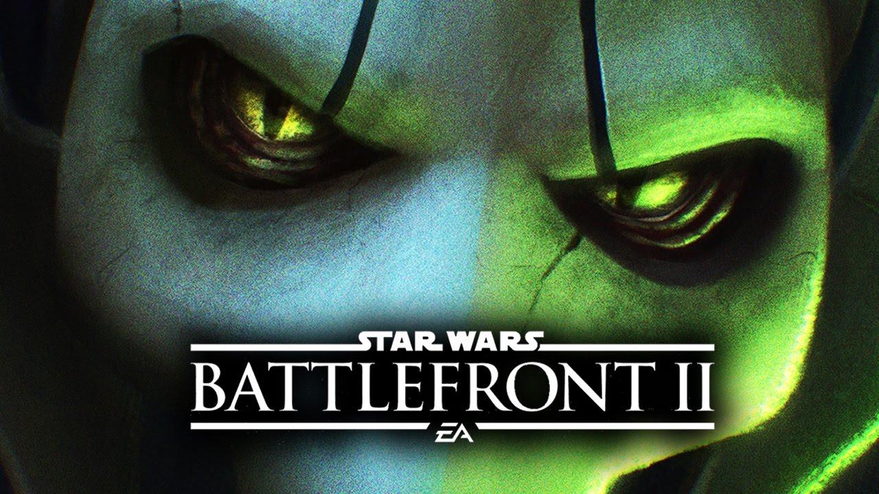 Se filtra una imagen del General Grievous que llegaría a Star Wars Battlefront II
