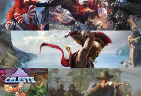 Game Awards 2018: estos son los nominados a los mejores juegos del año