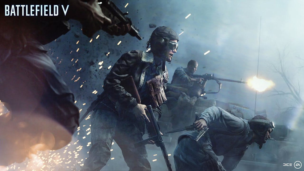 Ya está disponible Battlefield V y nos deja su espectacular tráiler de lanzamiento