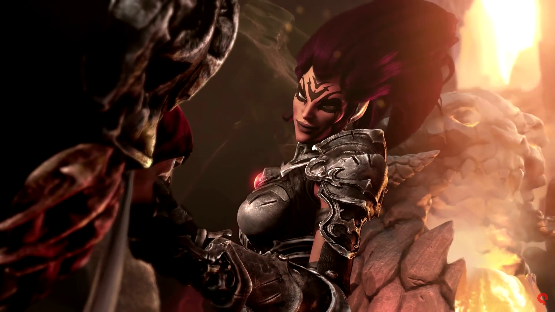 """Darksiders III presenta un nuevo tráiler cinemático, """"Horse With No Name"""""""
