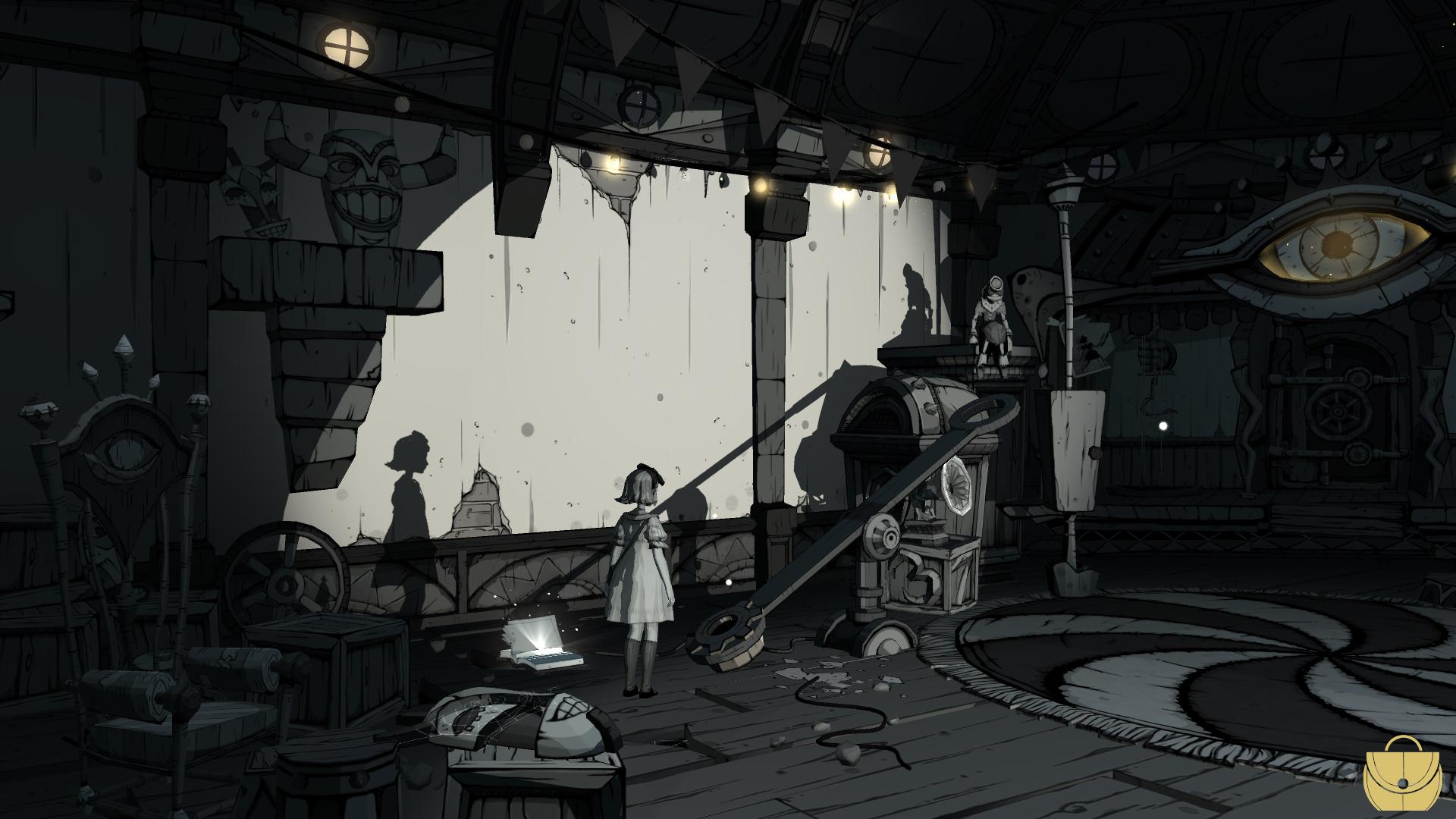 El oscuro mundo de Iris.Fall llega a Steam el 7 de Diciembre