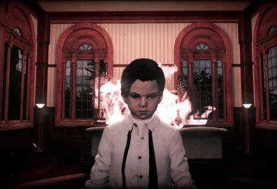 El espeluznante Lucius III llegará en Diciembre a Steam