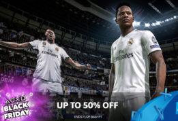 Arrancaron las ofertas por el Black Friday en la PlayStation Store
