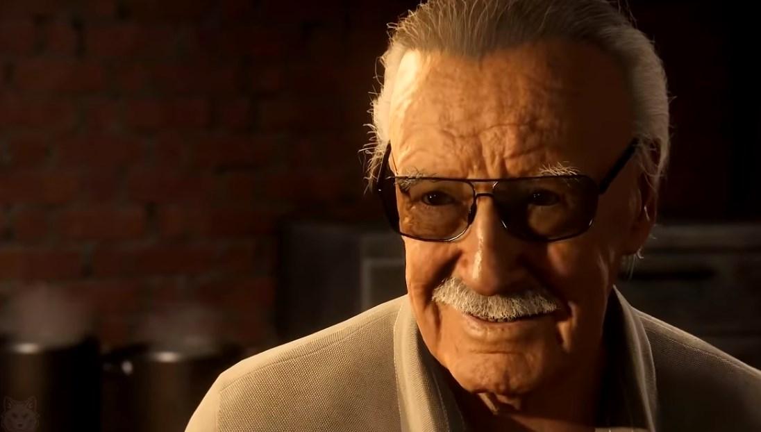 El último cameo de Stan Lee fue en Marvel's Spider Man