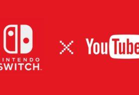 Youtube llegaría a Nintendo Switch el 8 de noviembre