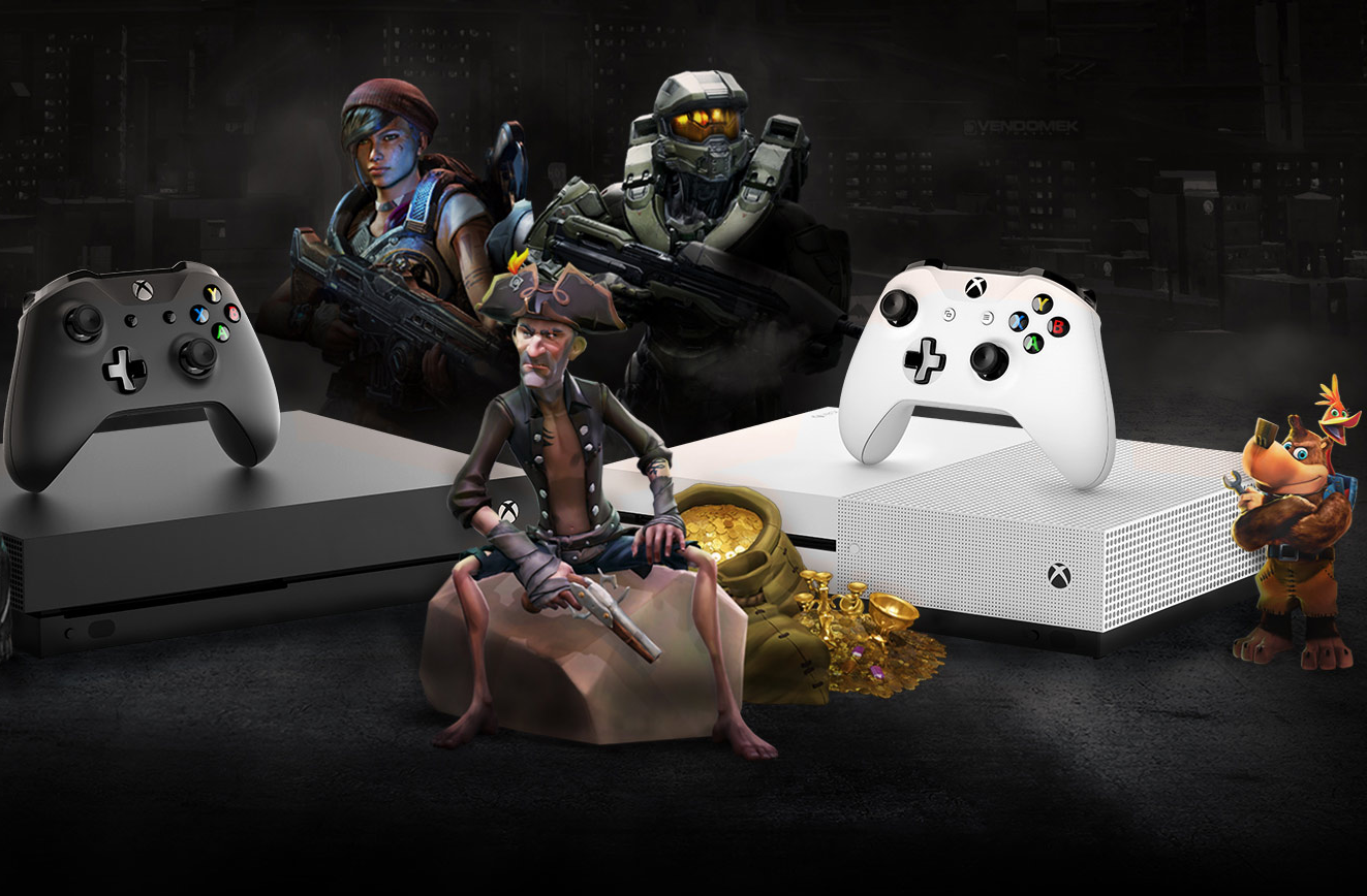 Xbox adelantó todos los grandes títulos que llegarán a Game Pass en 2019