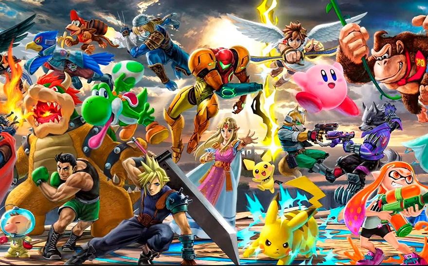 Super Smash Bros. Direct: reviví el evento en el que se confirmaron todos los luchadores del juego